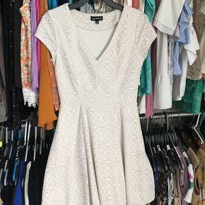 Dresses & Skirts - Cream dress